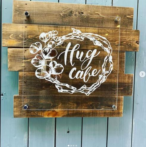 hug cafe 岡崎